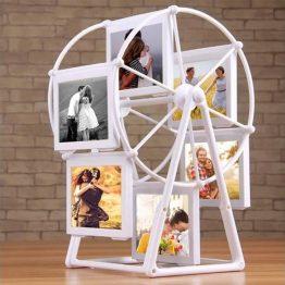 Dönme Dolap Dekoratif çerçeve ile fotoğraflarınızı sergileyin-çın Çın Shop